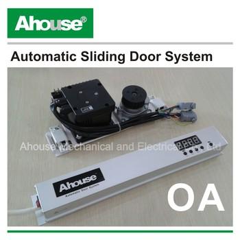 Ahouse Automatic Sliding Door Machine CE/ Sensor Auto Door