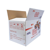 retail quality corrugated paper cardboard print carton double wall boxes for shipping and moving foil