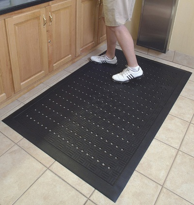 comfortable workshop antigatigue rubber floor matsgrease resistance rubber garage floor mat jingtong quality