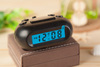 Custom Silicone Mini Table Alarm Clock