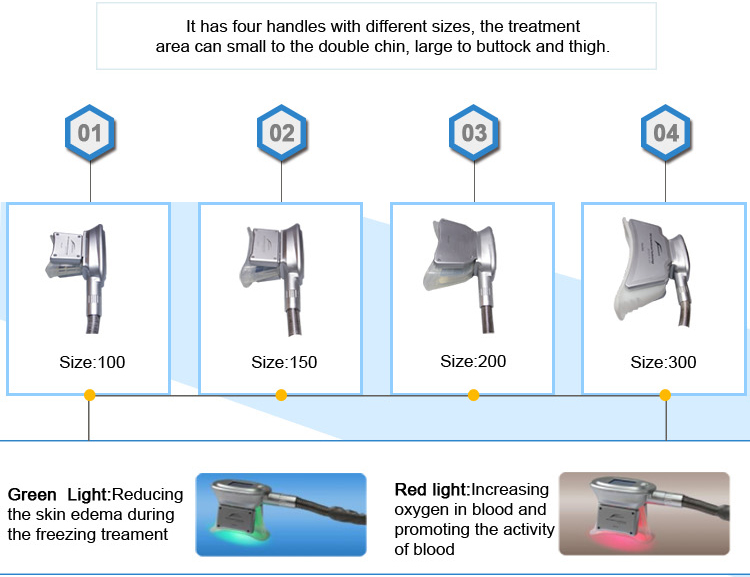 Beautemed OEM ODM Cryolipolisis Machine Cryolipolyse Cellulite Reduction Cryolipolysis Fat Freezing Machine For Salon Spa