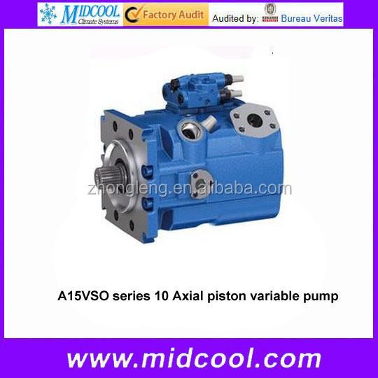 A15VSO серии 10 аксиально-поршневых насоса переменной производительности