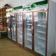 commercial freezer / pepsi refrigerator for US standard 37.8 cu.ft.
