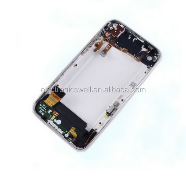 Back cover battery cover assembly full housing for iphone 3g