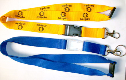 CMYK Dye Sublimation Lanyard Factory with Plastic Oval Hook for Promotion Gift