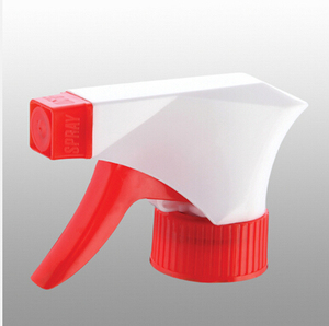 Color customized plastic trigger sprayer /foam trigger 28mm