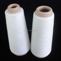 polyester spun yarn used circular knitting machine