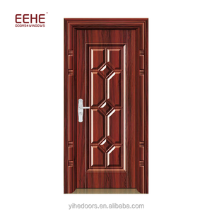 Ghana 30 x 78 exterior galvanized steel door