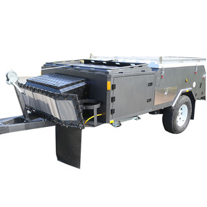 New design camper trailer off-road for sale