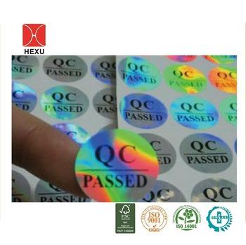 Full Color Glossy Custom Transparent Label Sticker,Vinyl Hologram Sticker  Printing - Buy Hologram Sticker,Sticker Printing,Transparent Label Sticker