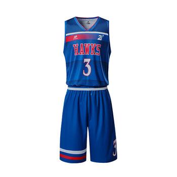 ea5b5ee673c ZHOUKA Custom Best Basketball Uniform Design Color Blue Sublimation  Basketball Uniform Design For Men