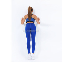 Factory direct customized made girl women fitness active wear seamless leggings yoga pants