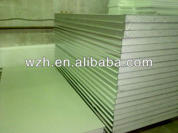 Good Clean Room Partition Wall/ Outside Wall Cladding EPS Panel