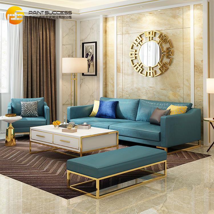 Customized Modern Luxury Sofa Sets