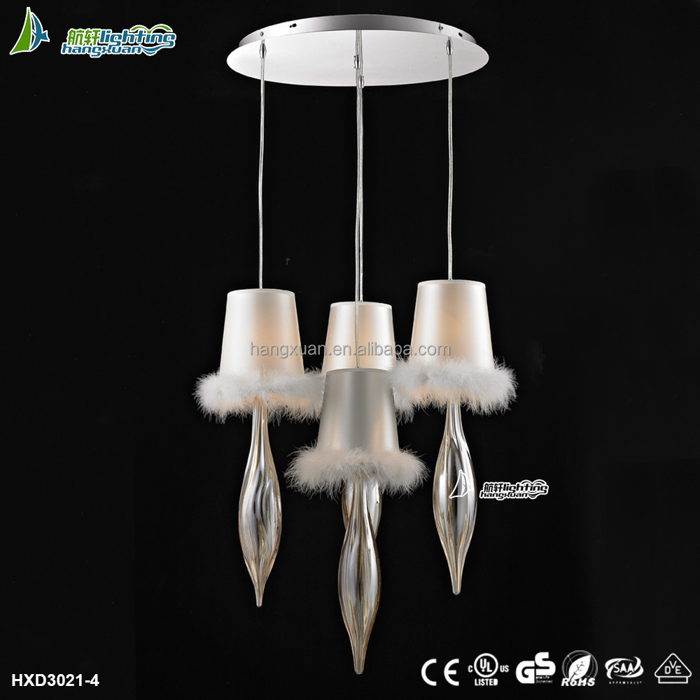 Modern ceiling light fixtures china chandelier french style white