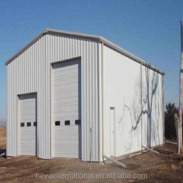 Steel structure workshop used industrial sheds warehouses in dubai