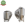 1000L commercial beer brewery equipment / factory supply complete beer brewery