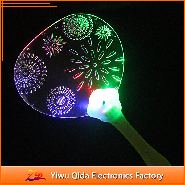 Craft for Led Hand Promotion Fan