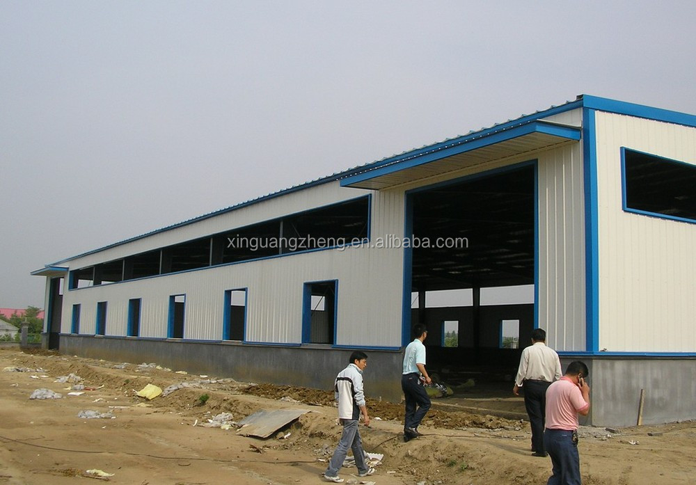 Modular Warehouse Building