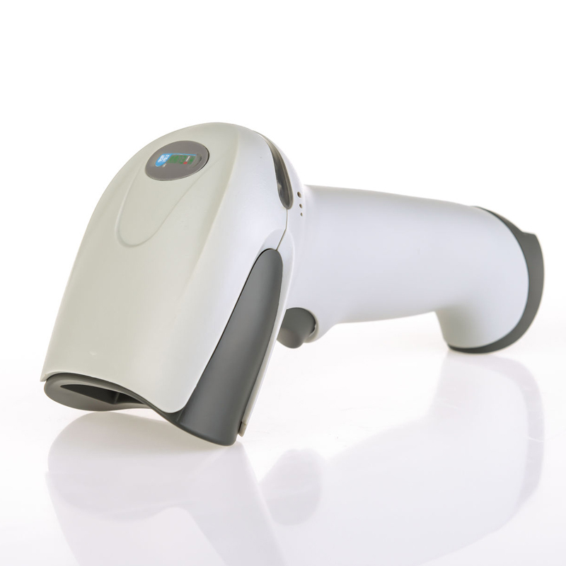 Wireless Barcode Scanner portable Laser Barcode Reader 1D ...