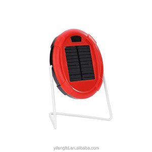 YF-170 MINI Portable Rechargeable Led Solar Desk Lights for Reading Lantern Table Lamp