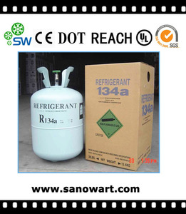r Saudi Arabia,India,the Middle East refrigerant R134a
