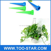 Plant Flower Water Control Drip Cone Spike Waterer Bottle Irrigation System
