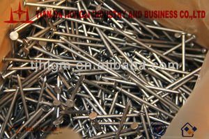 20bag Carton Bright Common Steel Nails With Head