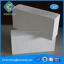 LG1.0 High Alumina Thermal Insulation Bricks