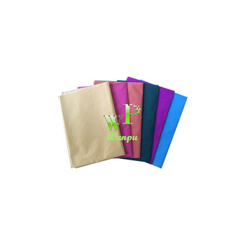 Colorfast Flat Sheet Gift Packing Tissue Paperbouquet Wrapping