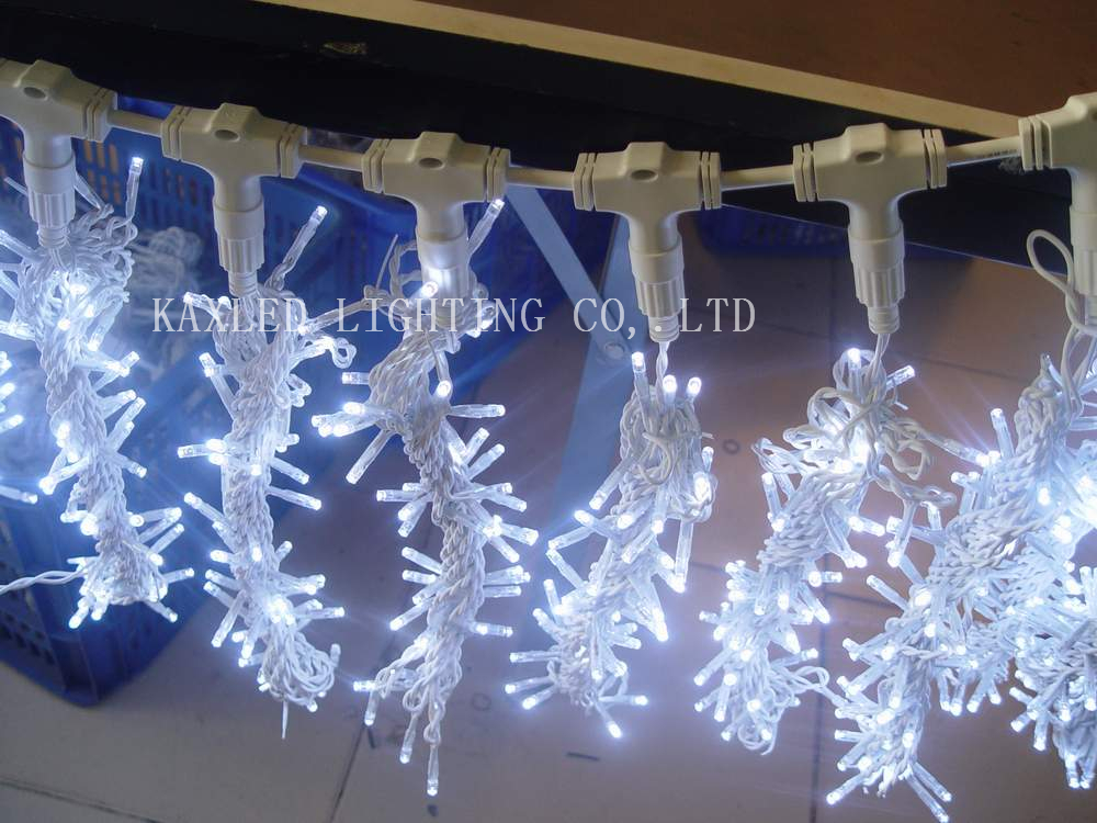 Connectable Led Curtain Light,Led Christmas Lights,Led Holiday Light ...