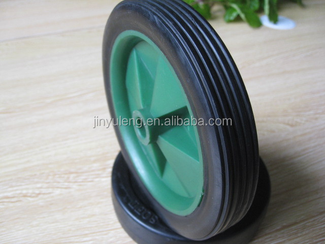 7x1.5, 7x1.75 small solid wheel and tyres for toys /lawn mower/ carts