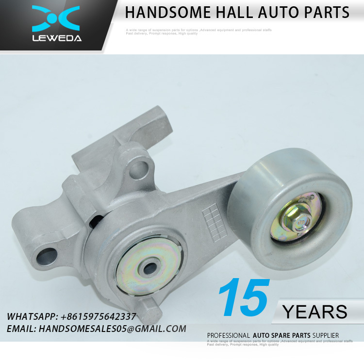 Auto Belt Tensioner Pulley For Toyota Innova Fortuner Hilux Hiace ...