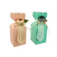 Factory Directly Sale High Quality Fashion Wedding Gift Flower Paper Box With Making Machine Price