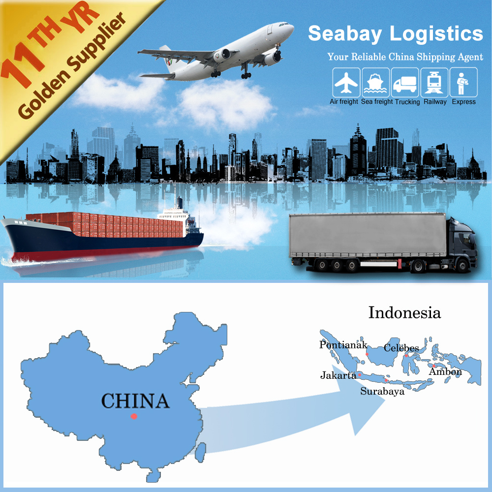 Reliable international shipping freight forwarder to semarang indonesia