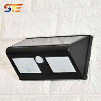 Outdoor Powered Led Security Lights 3 7v 8w Solar Indoor Motion Sensor  Light - Buy Solar Sensor Lights Outdoor,Solar Motion Sensor Lights  Led,Solar