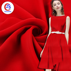 Fast delivery different kinds of solid color chiffon yarn dyed lady garment fabric