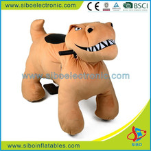 GM59 electric car for teenagers lion king plush for entertainment park