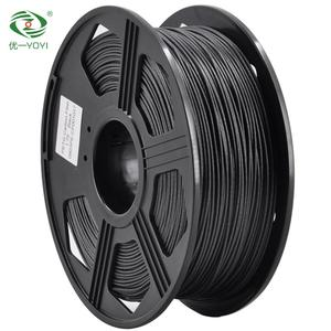 FDM 3D Printing material 1.75mm carbon fiber Plastic Filament 1kg/spool for 3d printer