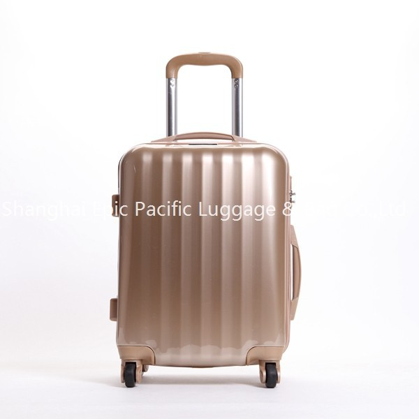 OEM ABS PC Luggage Case club luggage travel trolley case