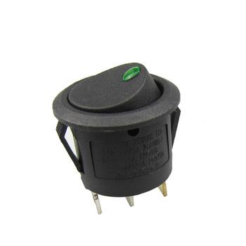 Wholesale 6a 250v Ac Led Light Rocker Switch Wiring ...