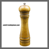 spice salt pepper grinder dry garlic mill dry spice wood grinder