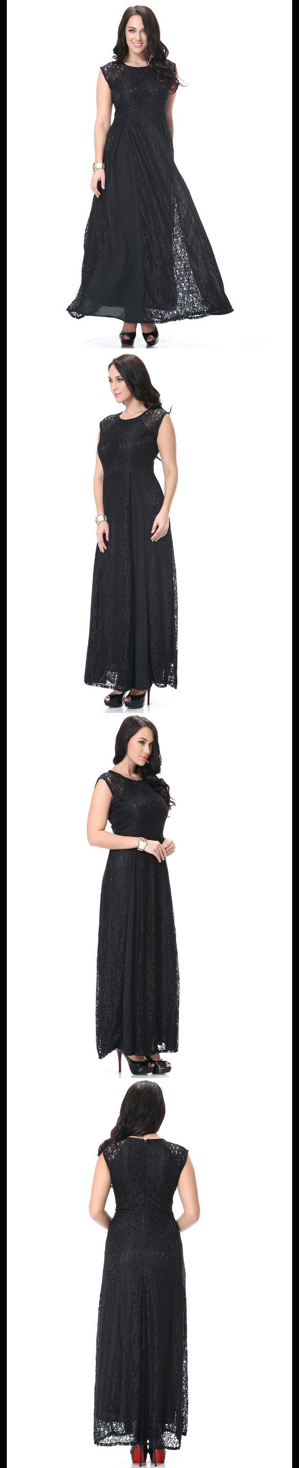 Wholesale evening dress ukuran
