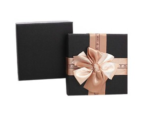 Presents Packaging High End Gift Boxes with Bow Decoration