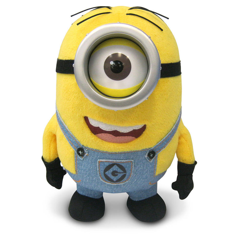 china cheap minion dancing plush toys