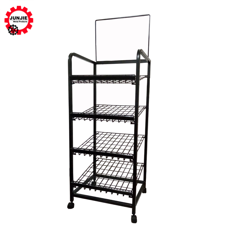Wire Display Rack, Wire Display Rack Suppliers and Manufacturers at ...
