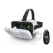 BOBOVR Z2 3D Virtual Reality Glasses + Bluetooth Gamepad Controller Xiaozhai II VR Box Google Cardboard Oculus Rift 4 Smartphone