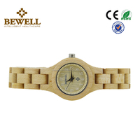 OEM/ODM Design Your Own Wooden Watch Create Your Own Brand Ladies Wood Watch