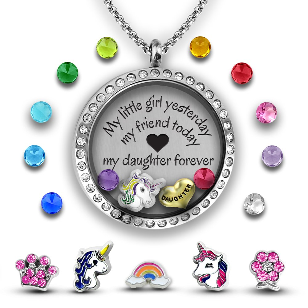 96cd3efe11fd3 Cheap 3 Piece Mother Daughter Necklace, find 3 Piece Mother Daughter ...