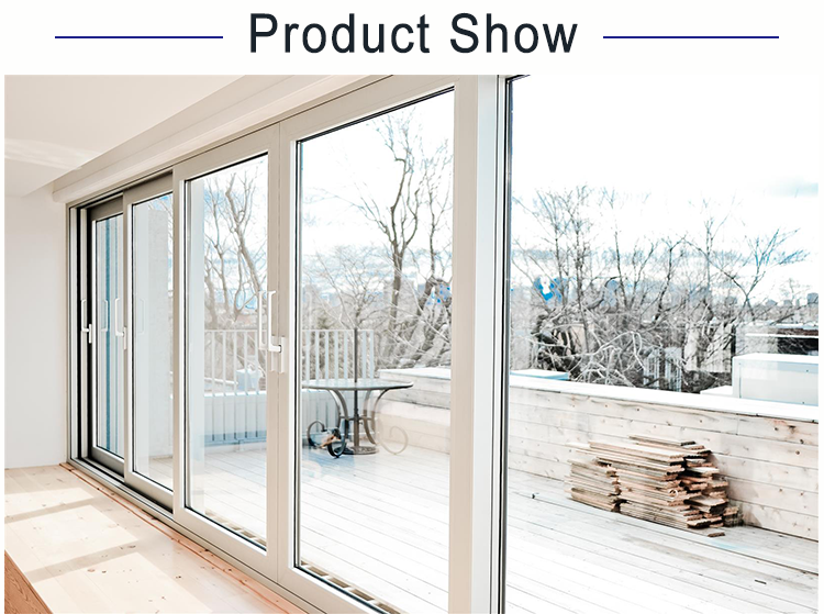 cold whether rich villa used warm keeper smart aluminium lift-sliding glass door